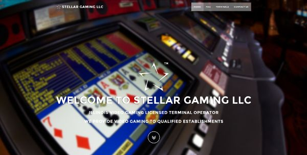 Websites by Daniel Portfolio (Stellar Gaming)