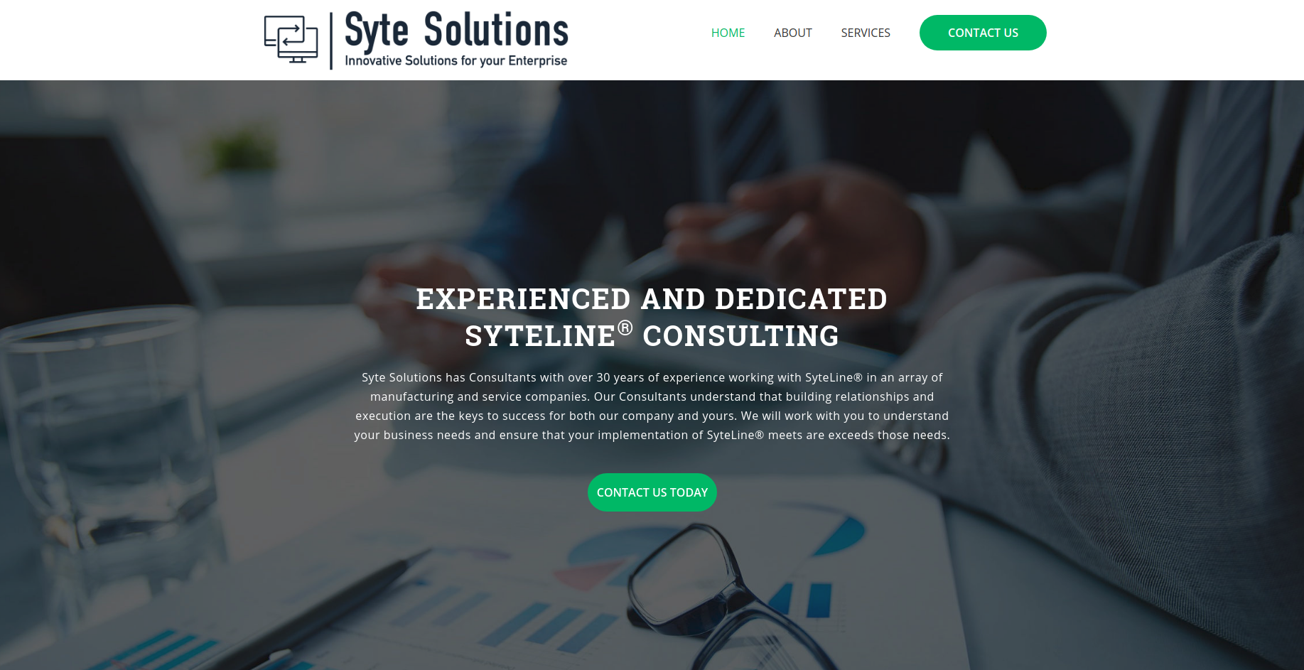 Websites by Daniel Portfolio (Syte Solutions)