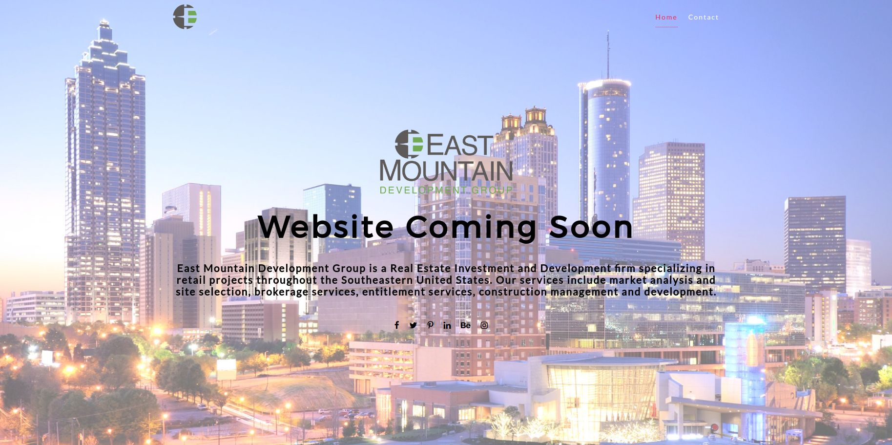 Websites by Daniel Portfolio (East Mountain Development)